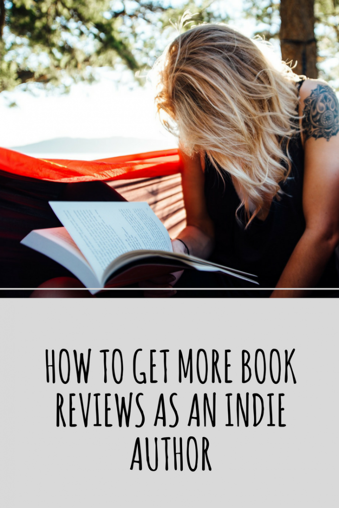 One Super Simple Way To Get Book Reviews As An Indie Author