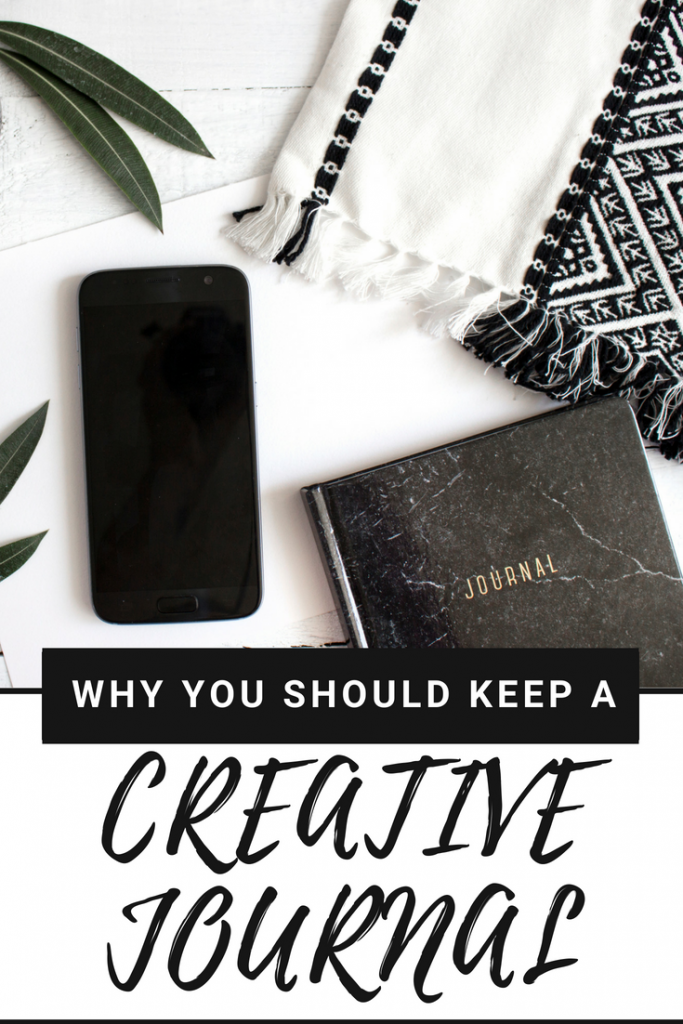 Why You Should Keep a Journal If You're a Creative Person