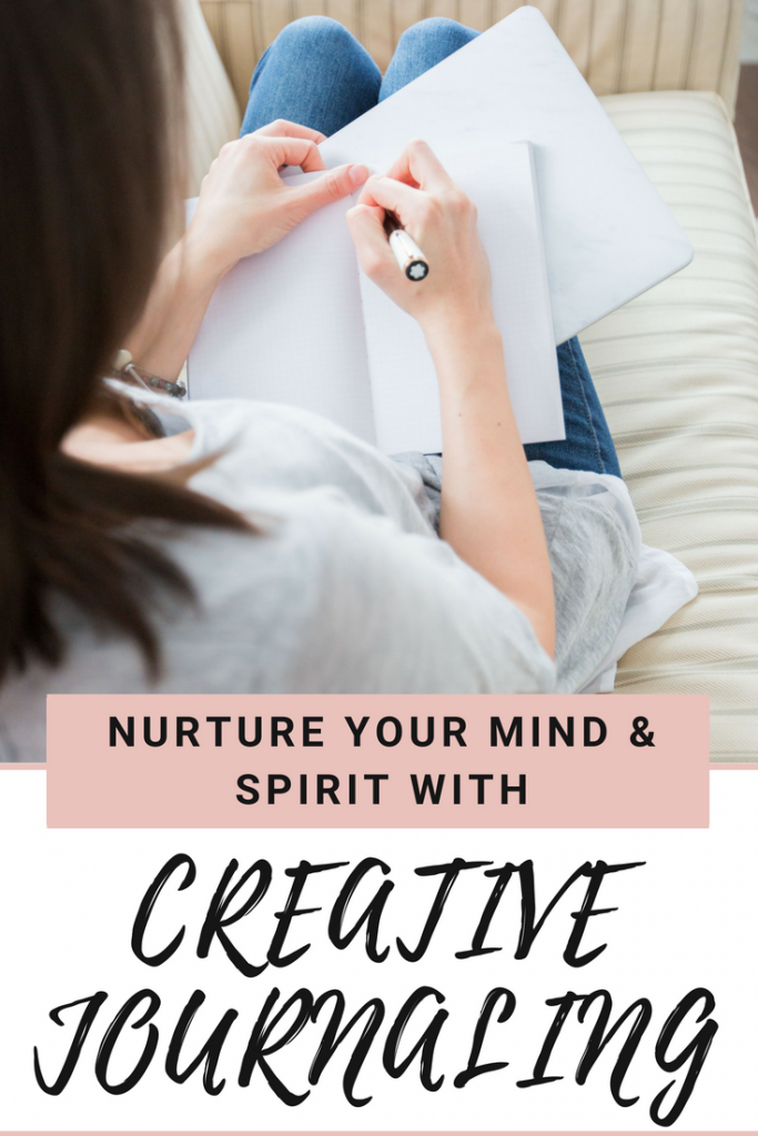 Nurture Your Mind and Spirit Through Creative Journaling: Join our 5-day creative journaling challenge