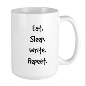 Great mug for writers